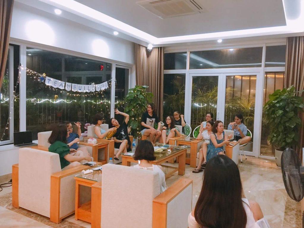 du khách - Villa flc Sầm Sơn 7 phòng ngủ