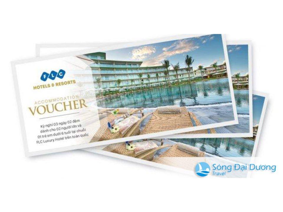 Voucher FLC Luxury Hotel 3 Ngày 2 Đêm