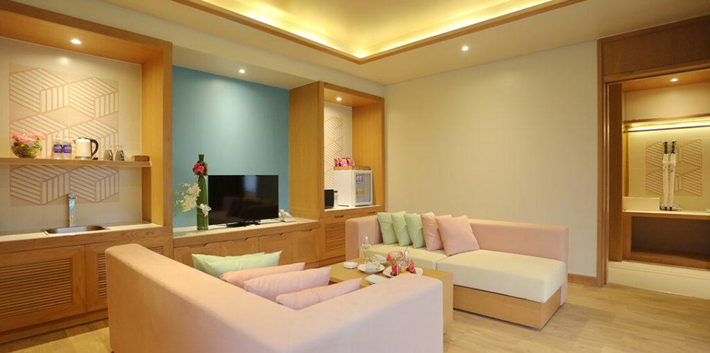GARDEN LIVING - Phòng khách