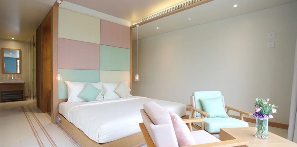 GARDEN LIVING - Phòng ngủ