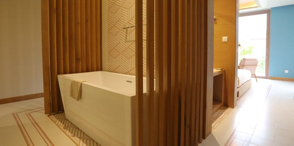 GARDEN LIVING - Phòng tắm