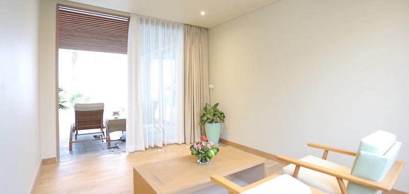 Phòng Seaview Living - phòng khách