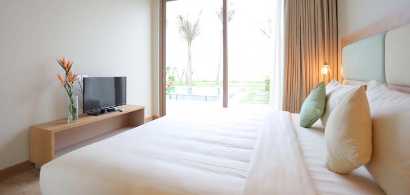 Phòng Seaview Living -phòng ngủ