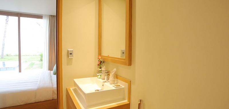 Phòng Seaview Living - Phòng tắm