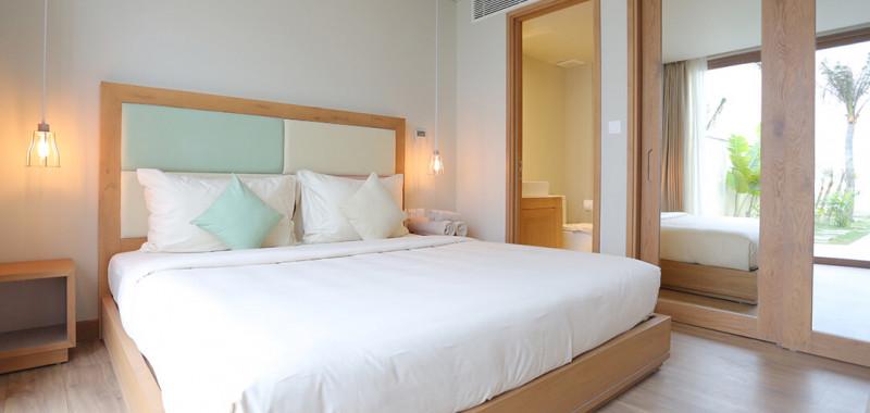 Phòng Seaview Living - Phòng ngủ