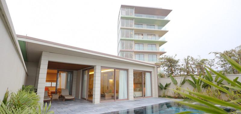 Phòng Seaview Living