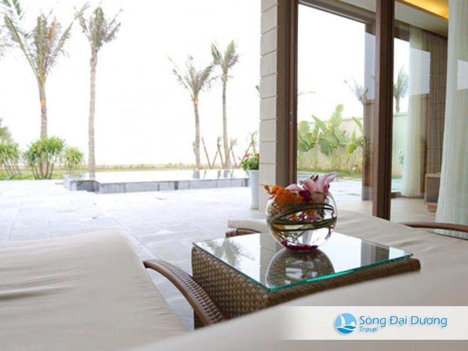 Phòng SeaView Living FLC Luxury Hotel Sầm Sơn
