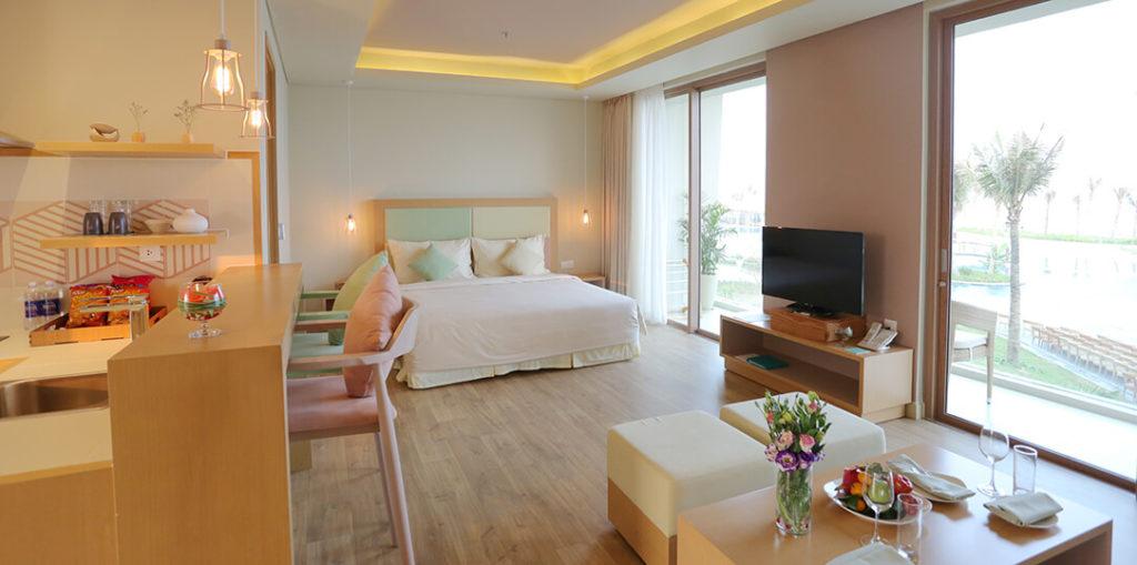 phòng Studio Suite Sầm Sơn