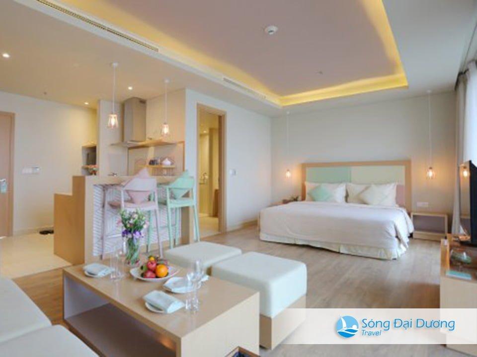 Phòng Studio Suite FLC Luxury Hotel Sầm Sơn