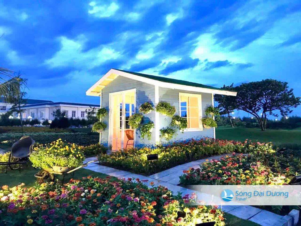 nhà hoa flc Sầm Sơn