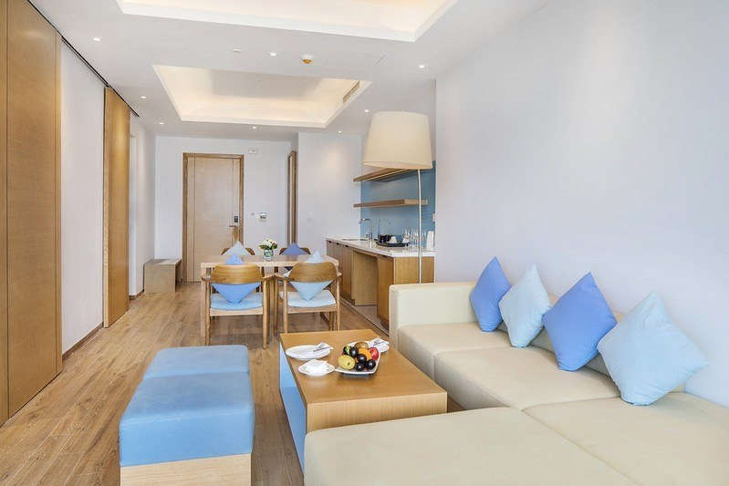 Phòng Family Suite Quy Nhơn