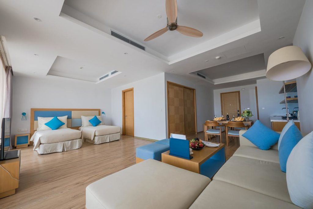 Phòng Family Suite Quy Nhơn 5