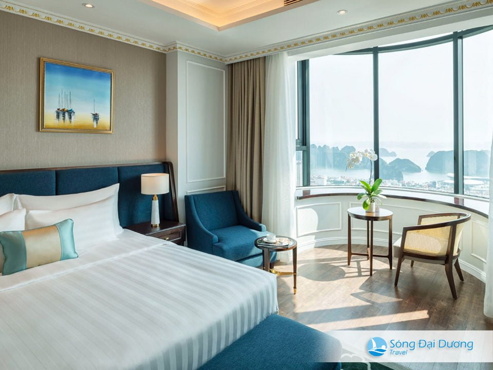 Phòng Prestige Suite Bay View