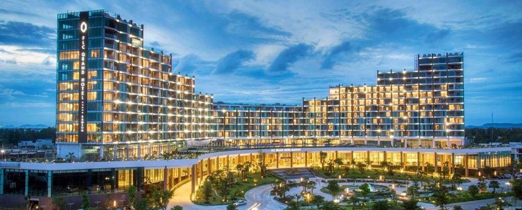 Khu nghỉ dưỡng FLC Grand Hotel Sầm Sơn