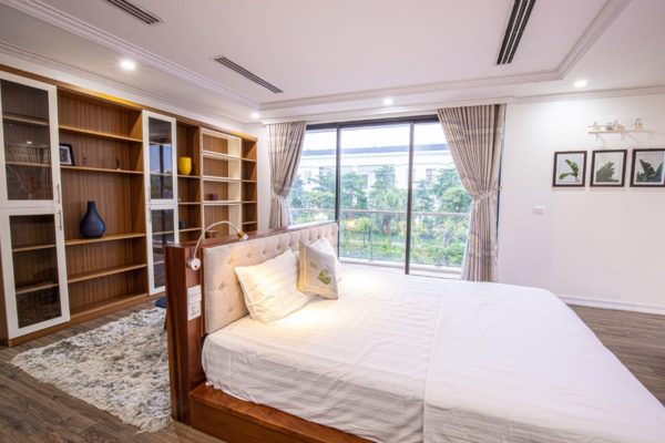 phòng ngủ villa sh 01