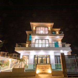 Biệt thự garden villa