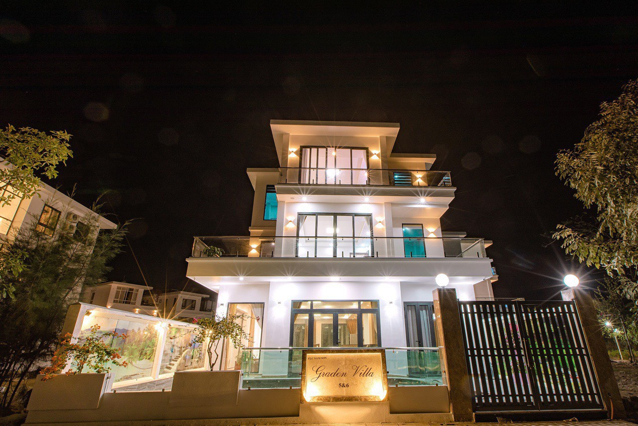 Garden Villa FLC Sầm Sơn đơn