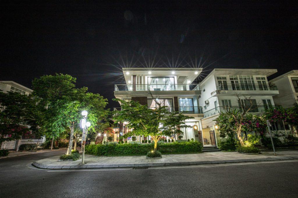 Khu quần thể nghỉ dưỡng FLC Sầm Sơn - Villa cư dân