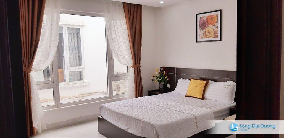 Villa Ngọc Trai NT127 - phòng ngủ