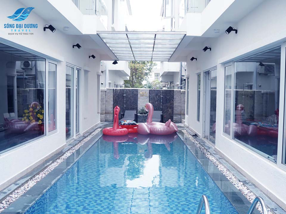 bể bơi song lập