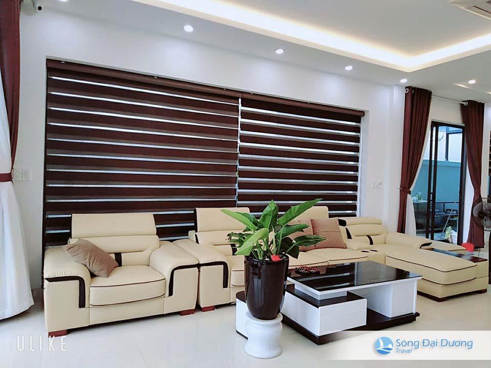 Phòng khách mang đậm phong cách mới - sang trọng
