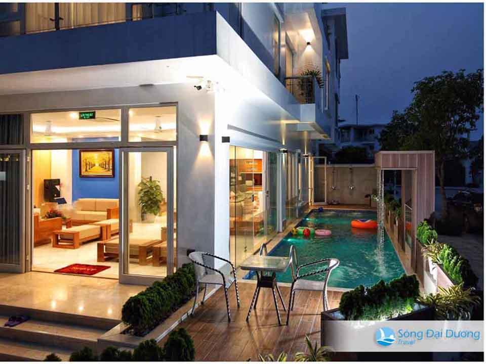 Villa FLC Sầm Sơn 7 phòng ngủ rộng rãi - bể bơi ngoài trời