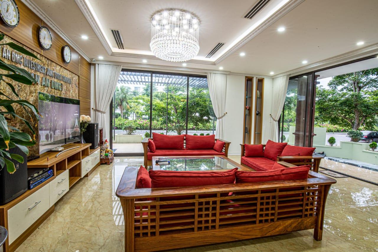 phòng khách Villa San Hô SH01