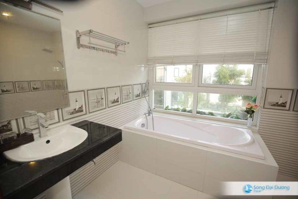 Phòng tắm biệt thự Sầm Sơn