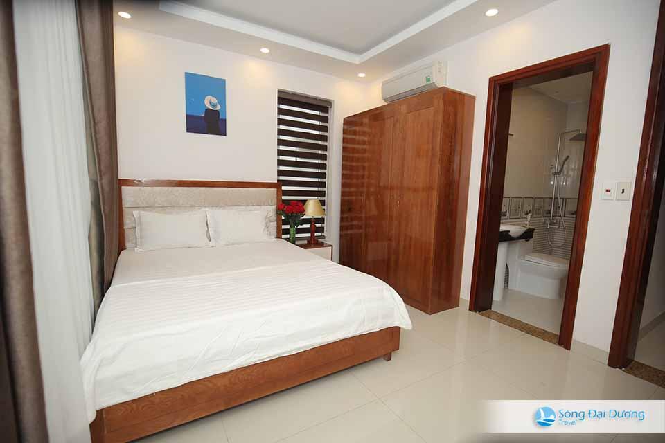 Phòng ngủ biệt thự Sầm Sơn