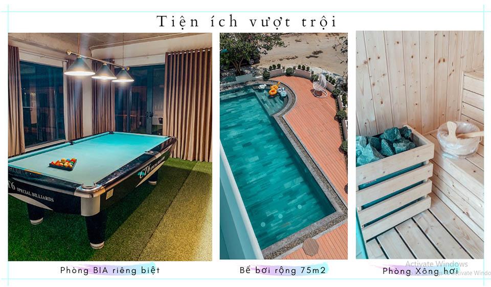Villa FLC Sầm Sơn 12 phòng ngủ
