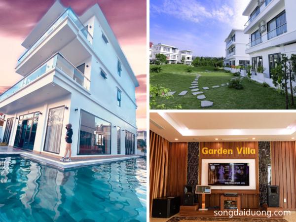 garden villa đơn