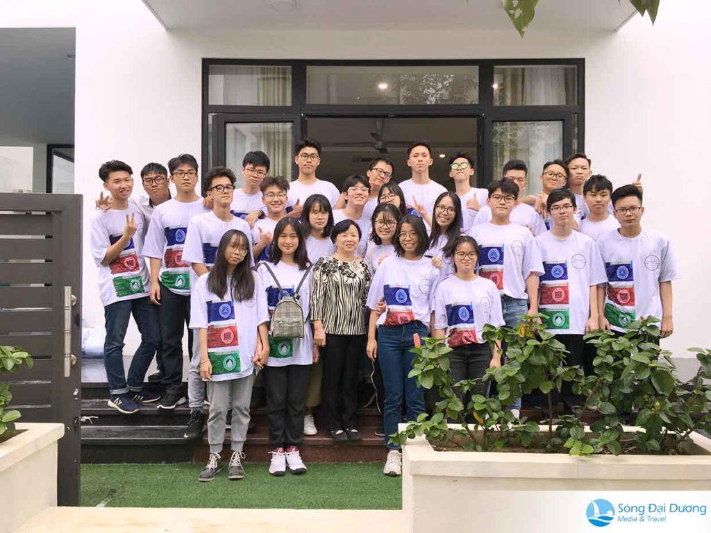 trường trương thế vinh thuê Villa FLC Sầm Sơn
