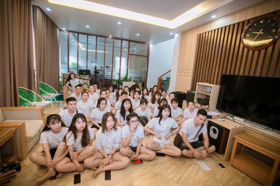 không gian riêng tư cho đoàn đi thuê Villa FLC Sầm Sơn
