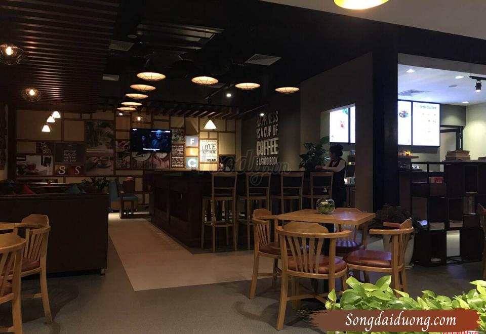cafe ở FLC Sầm Sơn