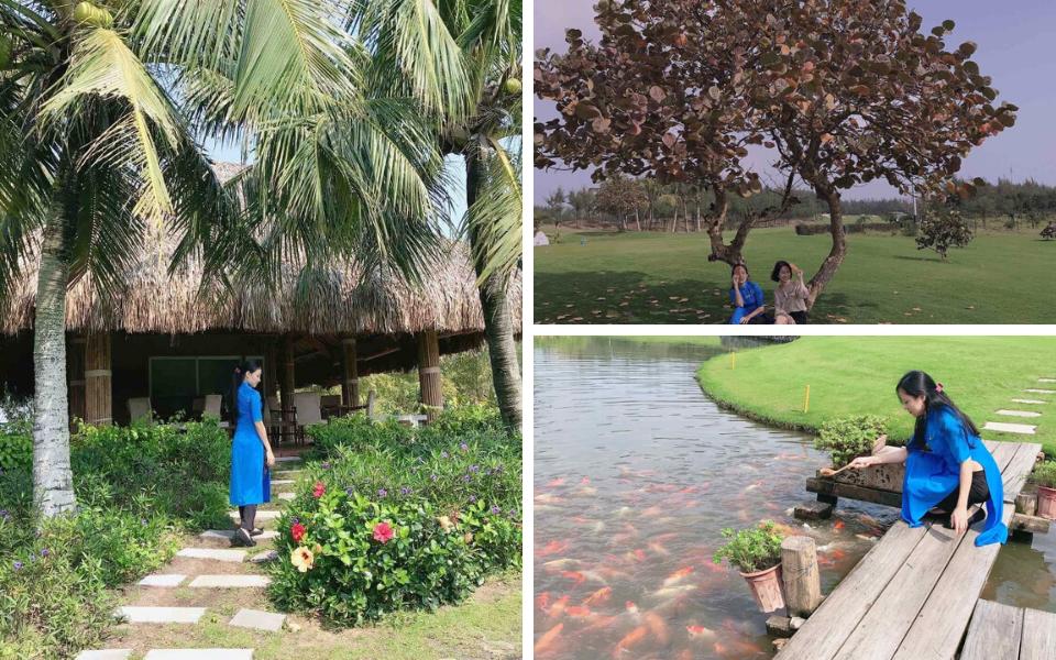 Sân golf flc Sầm Sơn