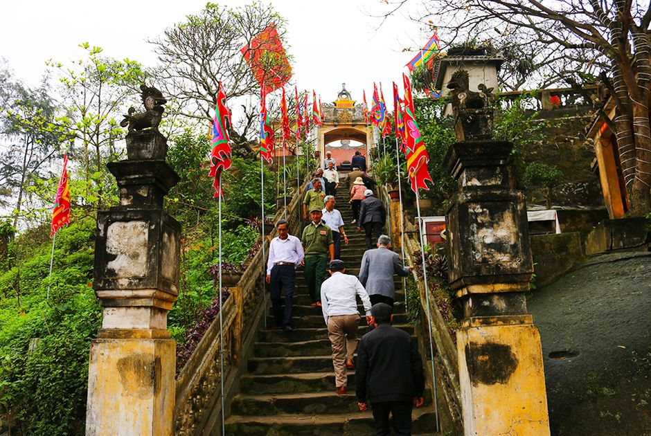 điểm du lịch ở Sầm Sơn
