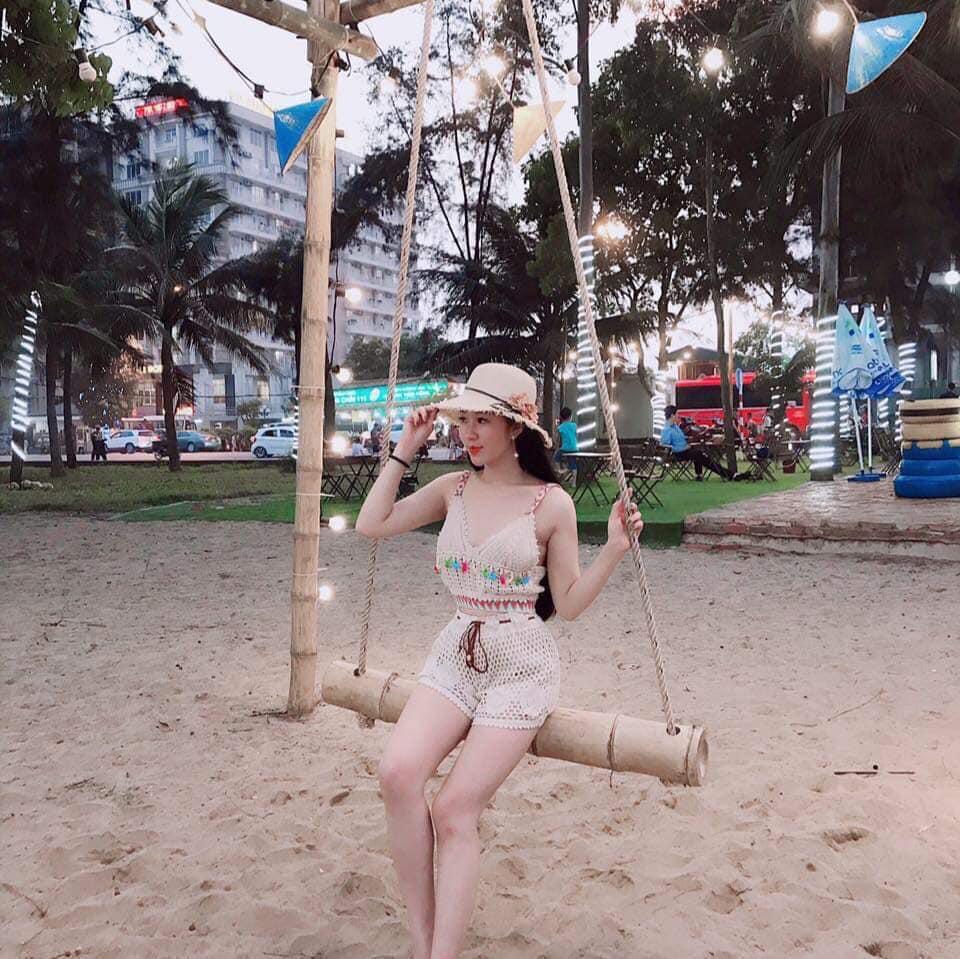 Hubway ở bờ biển Sầm Sơn