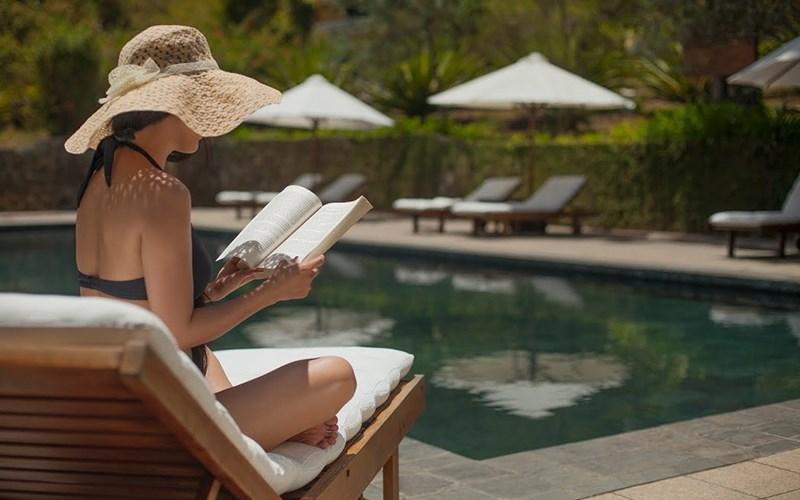 villa Sầm Sơn có bể bơi