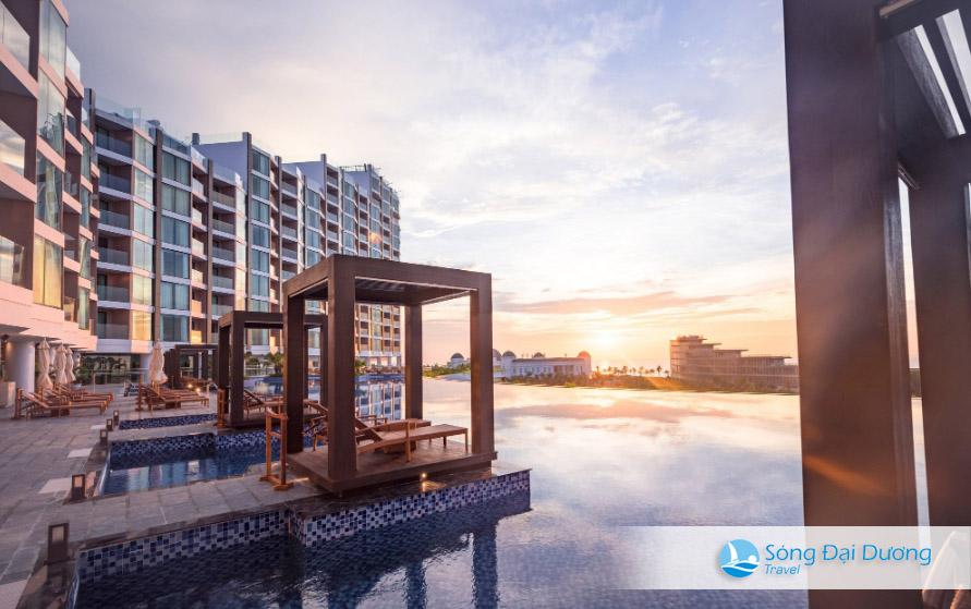 bb vô cực FLC Sầm Sơn Grand Hotel