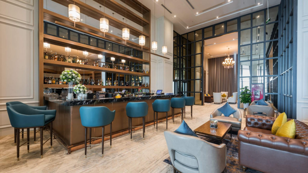 cigar bar FLC Sầm Sơn Grand Hotel