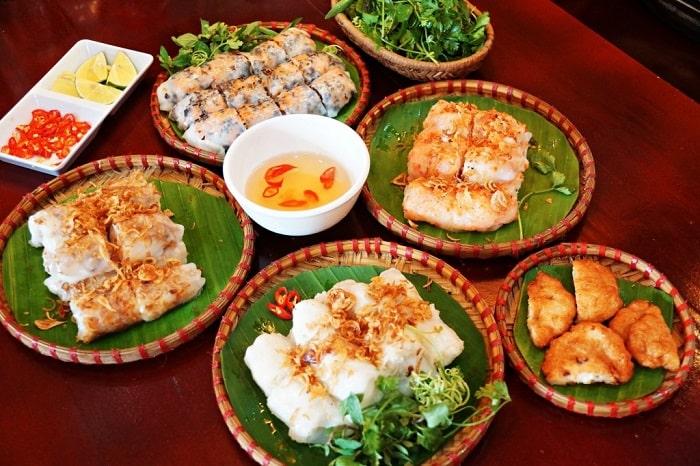 Bánh cuốn FLC Sầm Sơn