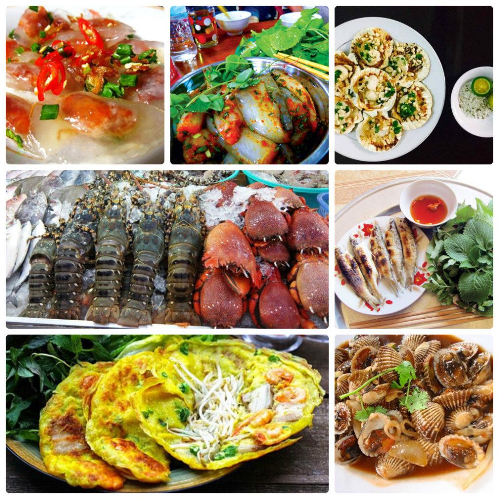Món ngon ở FLC Sầm Sơn