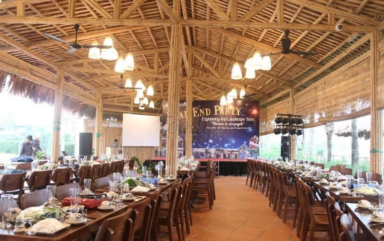 Nhà hàng hương biển FLC Sầm Sơn.