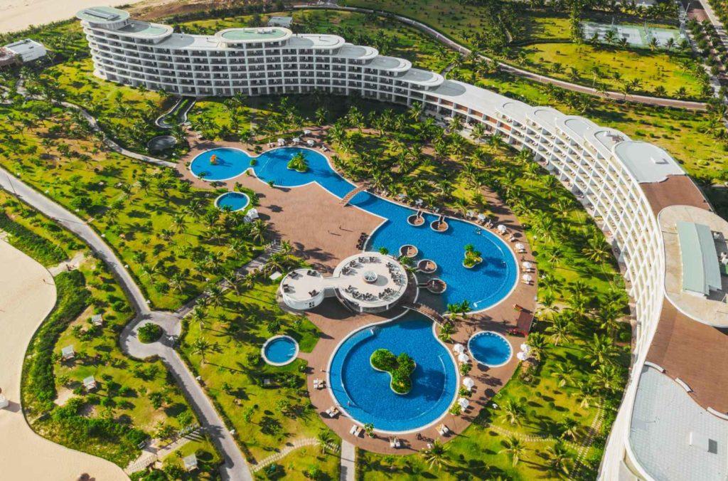 khu nghỉ dưỡng hàng đầu VN - FLC nào đẹp nhất