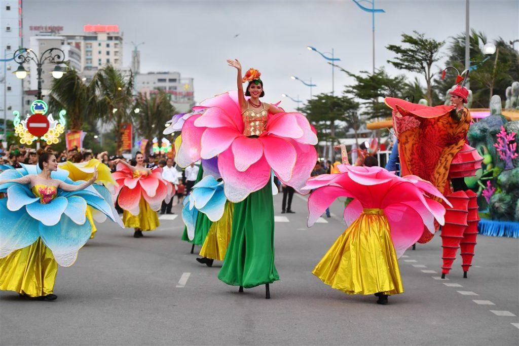 lễ hội biển sầm sơn