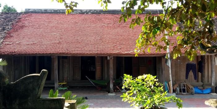 nhà cổ 200 năm tuổi