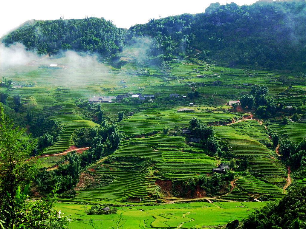 pù luông đẹp thơ mộng - các điểm thăm quan tại Thanh Hóa