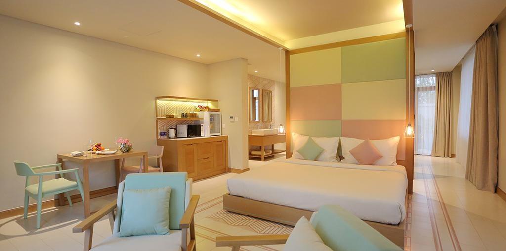 phòng khách sạn luxury