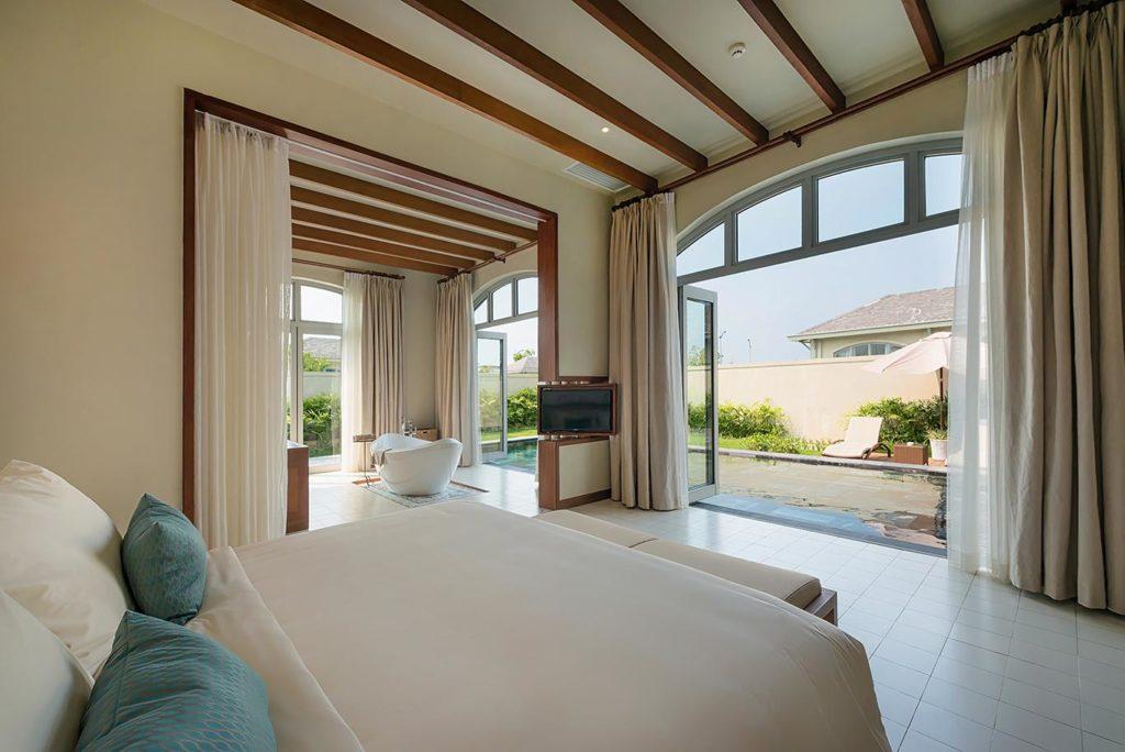 phòng ngủ luxury