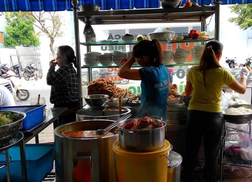 ăn gì ở FLC Quy Nhơn